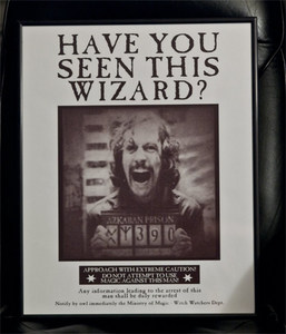 NO... It was all about Sirius Black...