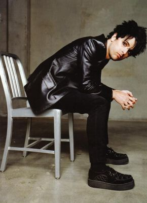 My Aunt called me Mrs.Armstrong as in Billie Joe Armstrong.<3