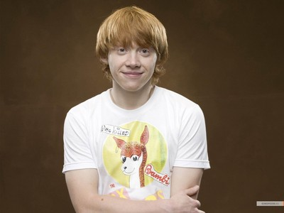 Only whenever I'm fangirling over Harry Potter do my Друзья do that. And I end up being Rae Weasley. ...not that I mind. =w= <3