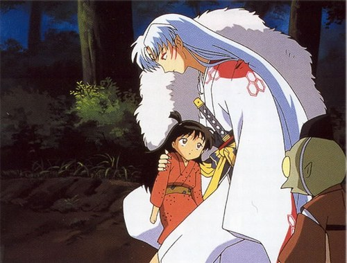 when did inuyasha and sesshomaru first meet