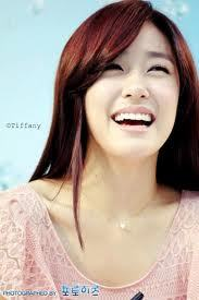 Tiffany has the cutest,most beautiful smile that makes আপনি be cheerful.