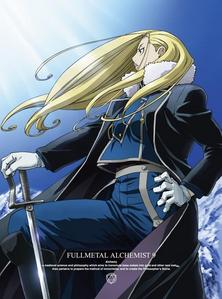 Olivier Mira Armstrong~ FMA