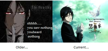 """Yes.....I decided to chenge my icon.....the reason bieng that i watched the entire series of Black Butler and I just couldnt stand looking at it. it made me think of Ciel's death in the """"bad"""" way.....i want to think of it in the """"Ciel and Sebastian will forever be together"""" kind of way.....so I imagine that Ciel is the little white chim bồ câu, bồ câu that Sebby is releasing from his hand...."""