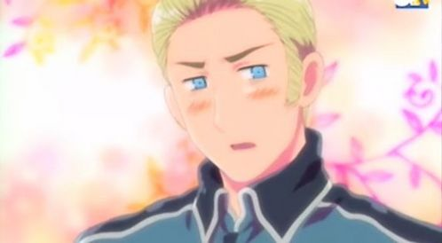 Germany, from Axis Powers Hetalia. <3
