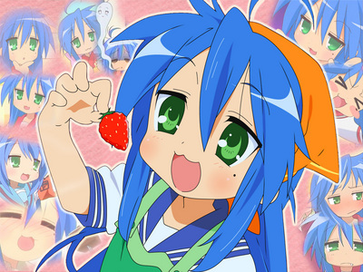 [b]*Is suprised no one chose Konata from Lucky Star*[/b]