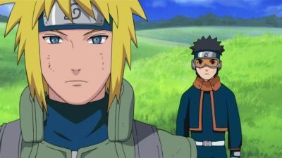 We all know its Minato Namikaze *fangirl squeal*!!!!