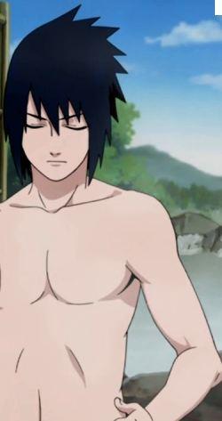 Sasuke Uchiha! <3