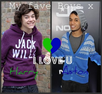 aston merrygold - JLS harry styles - One Direction