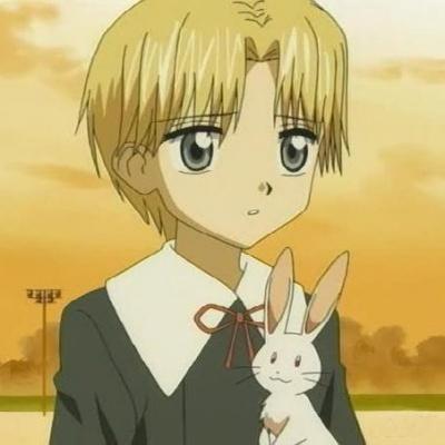 Ruka from Alice Academy