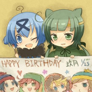 i got it when i just got on. but heres the real question.... is fanpop a boy o a girl? anyway happy b-day fanpop :3