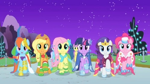 My Little Pony: Friendship is Magic is the most adorable thing ever!!