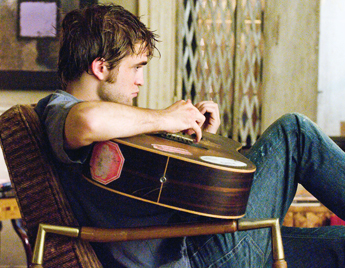 Rob and his guitarra