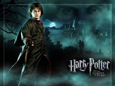 Definitely Harry Potter!