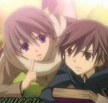 Akihiko and Hiroki. :3 <3
