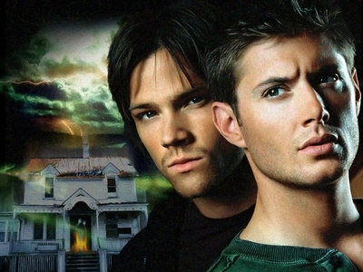 I'm not afraid, I have Sam and Dean to protect me :)