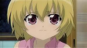 Satoko from Higurashi