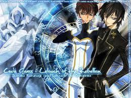suzaku and lelouch frum code geass