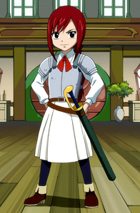 ERZA^^FROM FAIRYTAIL