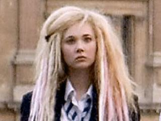 she is called juno temple  and she is in st.trinians.