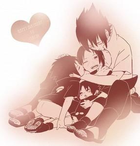 i will sheerl for him go go go sasuke