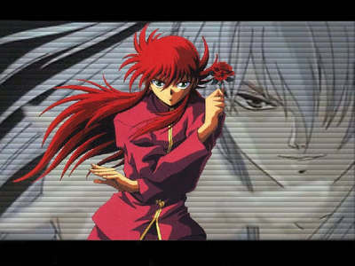 Kurama!! frome Yu Yu Hakuso ^.^
