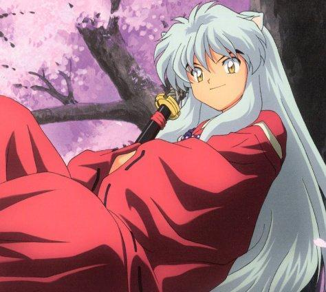 inuyasha! i wish he was real