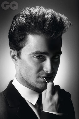 1. Daniel Radcliffe 2. I would be speechless and just get him to sign everything i have and get pictures taken with him.
