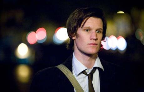 1. Matt Smith 2. Well, after FLIPPING THE FUCK OUT, I would invite him over for ディナー and take a picture または something.