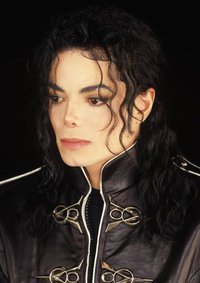"""MJ looks so intimidating when he doesn't smile. He looks like he knows something that we don't. I'm serious. But it is so SEXY at the same time. It makes me want him even MORE!!!XD It makes me want to say, """"YES, Daddy... I'm all yours!!! TAKE ME... NOW!!!"""" Was that too much??? XD"""