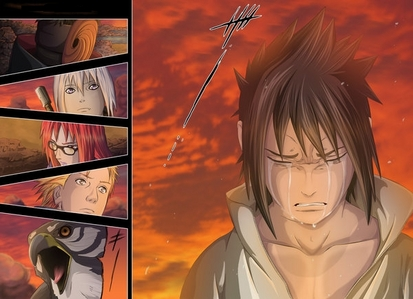 Which anime made u cry? :o if u can tell the scene as well~ - Anime
