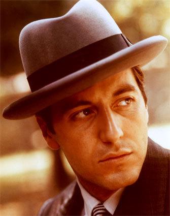 Al Pacino. He's a great actor!