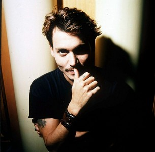 Johnny Depp of course he's the cutest and greatest person ever <3