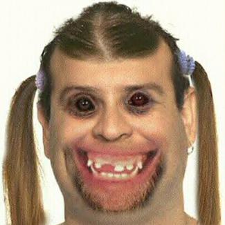 I am a schitzofrantic serial killer clown, women upendo my sexy smile and I work for the Dark Carnival!(lol JK)