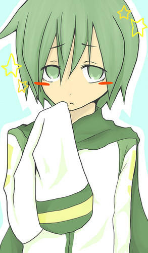 Nigaito Shion from vocaloid!