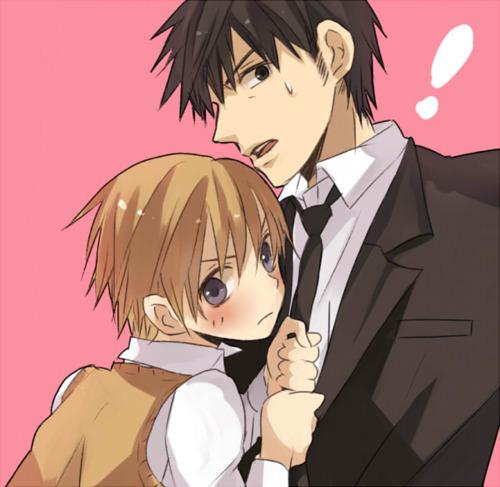Shinobu and Miyagi