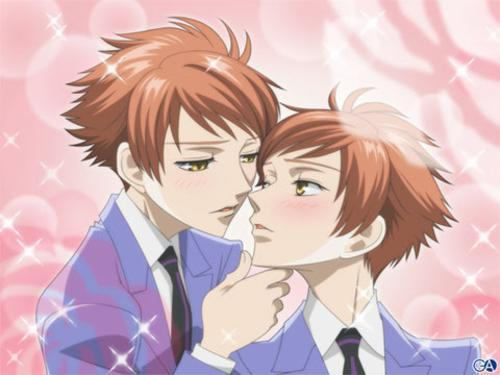 KAORU AND HIKARU!!! From ouran High School Host Club