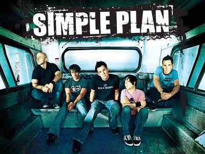 Simple Plan haha!