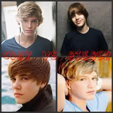 Cody Simpson 或者 Justin Bieber