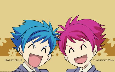 Well someone took my Kaoru-Chan, so inayofuata best is Hikaru Hitachiin ^^ He's soooo kawaii!!! (In te picture he's the one with pink hair)