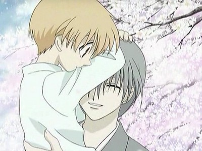 Kazuma Sohma from Fruits Basket. He was truly inspirational because of how much he was willing to sacrifice to make Kyo happy and a better person. He taught me that if آپ love someone enough, even if they arent blood related to you, آپ can not only heal their heart, but your own as well. What others think shouldnt control what آپ think as well.