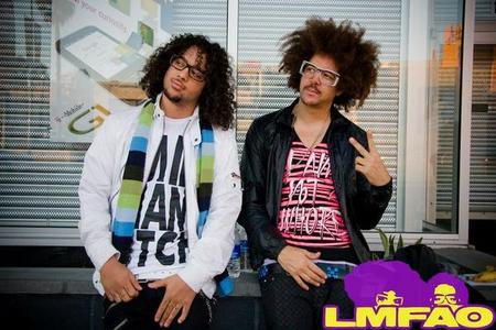 Band: LMFAO Song: Party Rock Anthem