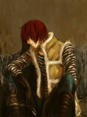 My husband is Matt from Death Note!!!! :3 I upendo him! Matt: *wraps arm around me* I upendo wewe too, babe. :)