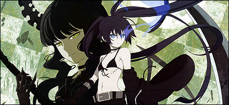 Death Master And Black Rock Shooter