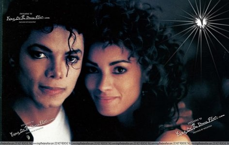 YES I REALLY THINK THEY WHERE A MATCH THE FIRST TIME I SAW THE WAY wewe MAKE ME FEEL I WAS LIKE WHOA!! MJ AND TATIANA SOO CUTE TOGETHER WOW !! lol yah they are so perfect for each other in the bad era !!! their soo pretty cute together !!!