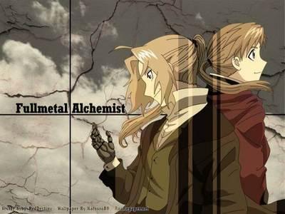 Edward & Alphonse Elric
