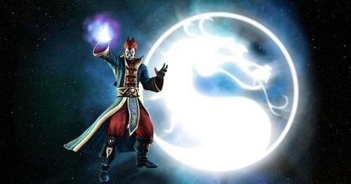 Shinnok. I love his moves.