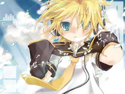 Kagamine Len of Vocaloid