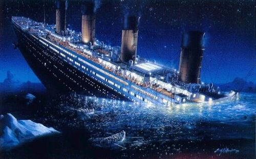"""""""People overboard!"""""""