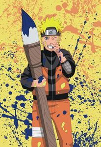 Naruto Uzumaki from Naruto. XD