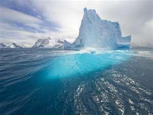 Iceberg....